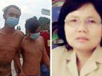 Dua Pelaku Pembunuh Guru ditangkap